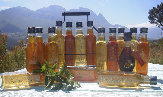 Protea Hill Farm Balsamic Vinegar Products